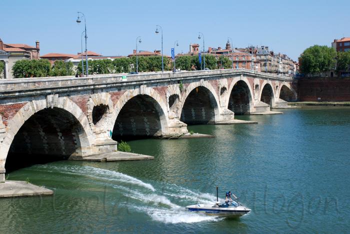 Toulouse ski nautique sur la garonne for Piscine de portet sur garonne